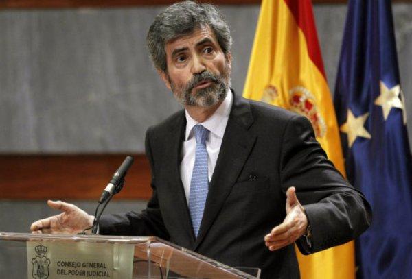 UNA MAS DE JUECES ESPAÑOLES
