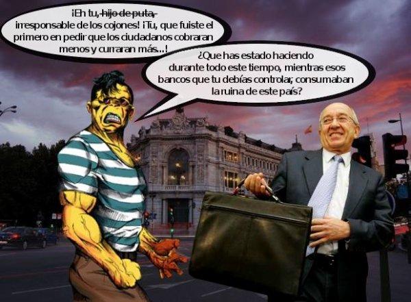 ¿DÓNDE ESTABAN LOS ÓRGANOS DE VIGILANCIA INSTITUCIONAL ESPAÑOLA?