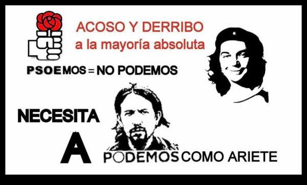 PODEMOS/PSOE