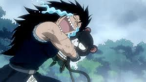 Fairy Tail : Gajeel.