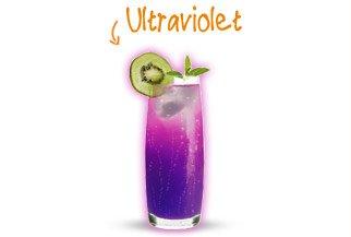 """Cocktail """" Ultra Violet """""""