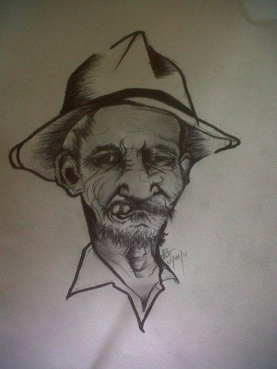 Recherche Graphique - Old Guy