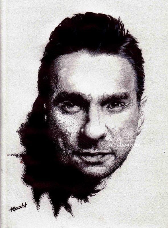 Final : Dave Gahan ( chanteur de Depeche Mode)