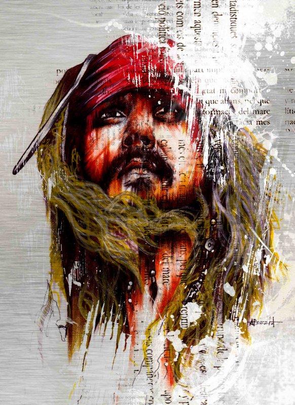 Jack Sparrow !