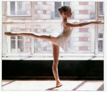 moi danseuse