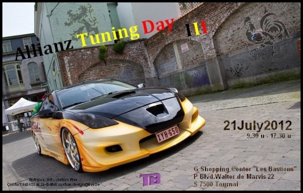 Allianz Tuning Day 3 [ 21/07/12]