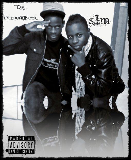 Made In Chez Moi / C'est une Réaliter _ Djé. DiamondBlack feat S.L.M  (2011)