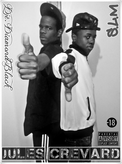 Made In Chez Moi / Djé. DiamondBlack feat S.L.M_ Jules Crevard ( Freestyle exclu ) (2011)