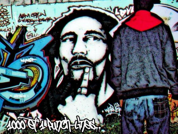 Bled Artiste / 1000 & 1 Punch-Lines (2012)