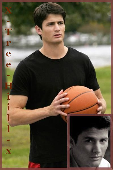 Presentation de James Lafferty as Nathan Scott