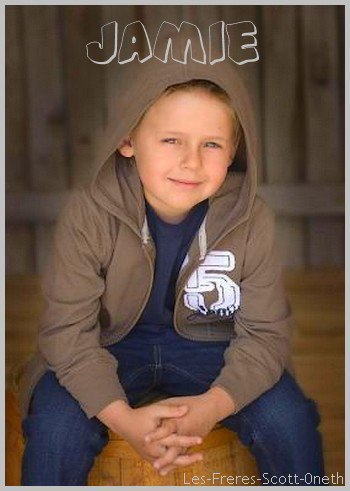Presentation de Jackson Brundage as James Lucas Scott.