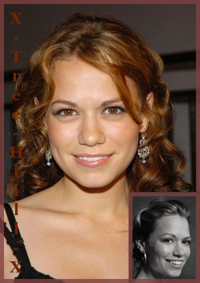Presentation de Bethany Joy Galottie as Haley James Scott.