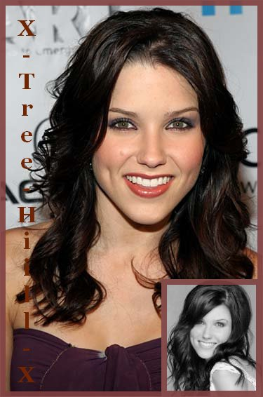 Presentation de Sophia Bush as Brooke Davis.