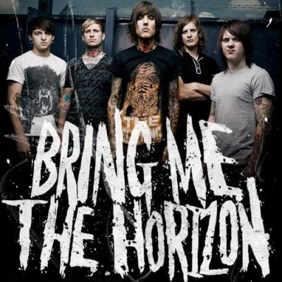 Blessed  whit  a curse BMTH