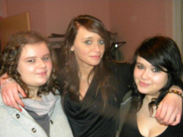 Laura ,moi et Alisone
