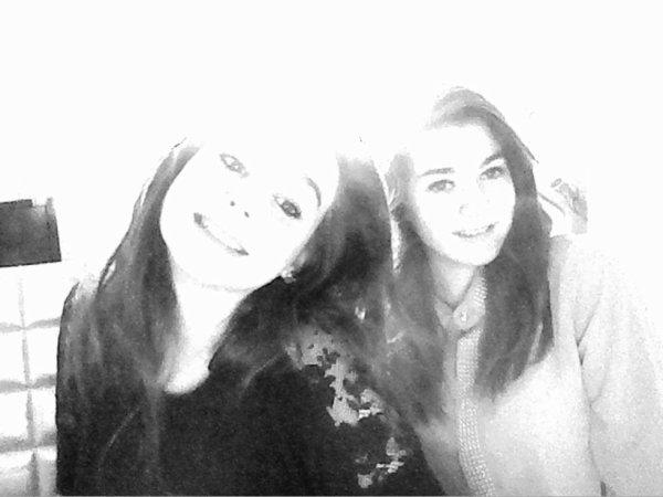 Mon amie pour la vie ! ♥