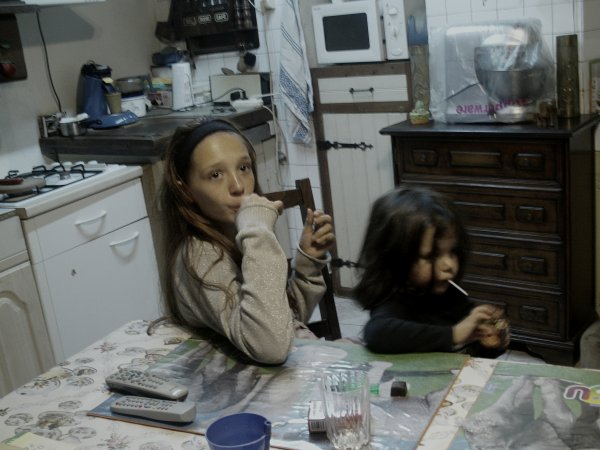 mily et marionnette <3