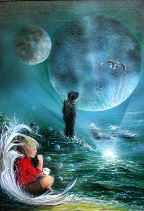L'enfant du rêve...