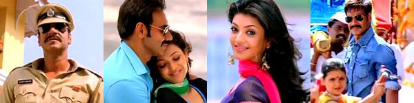 Bande Annonce du film Singham (Hindi)