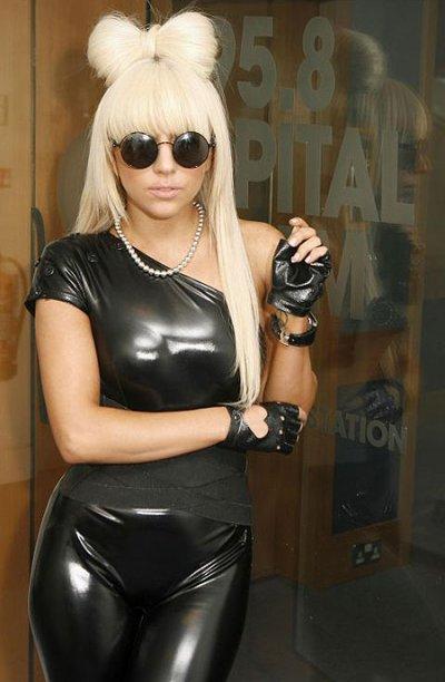 Images de Lady Gaga !