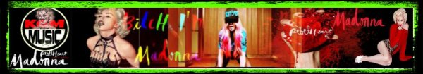 Madonna - Bitch I'm Madonna ft. Nicki Minaj > New > Electro/ Hip-Hop