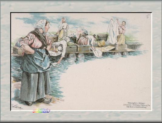Le musée de la lessive et de l'histoire des lavandières