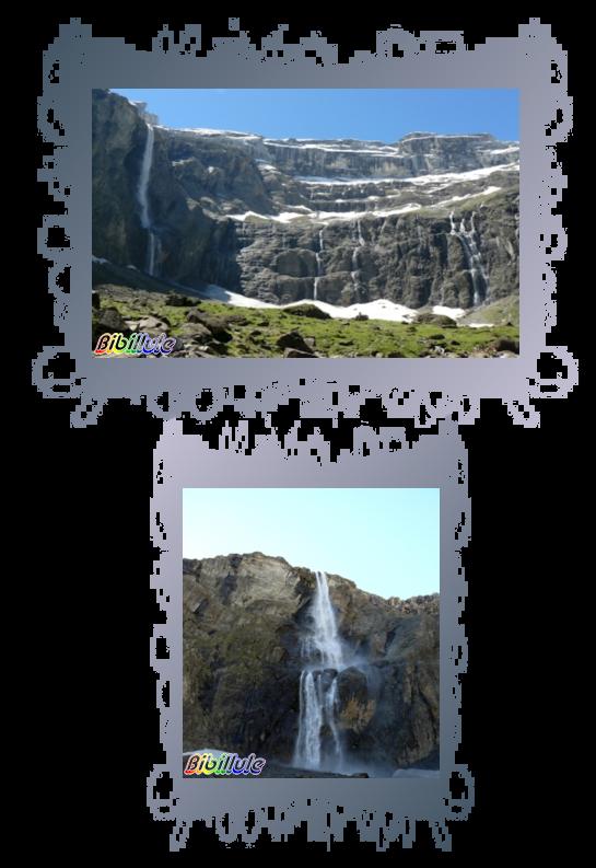 La Cascade de Gavarnie