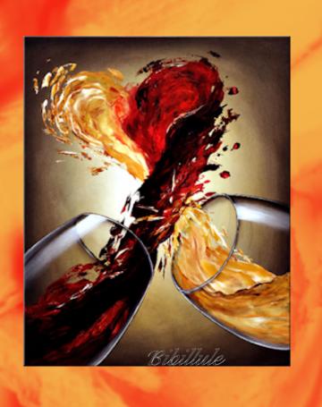 Superstitions autour du vin