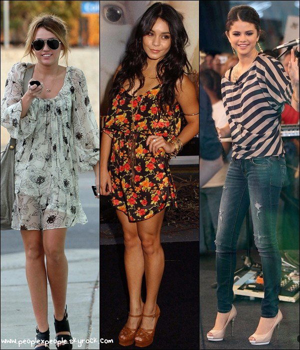 Quelques tenues (assez)  récentes que j'aime beaucoup. Et vous, qu'en pensez - vous?