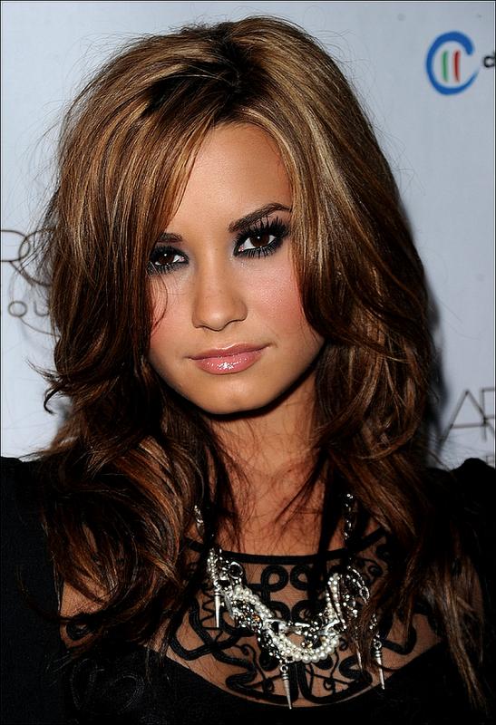 Zoom sur ... Demi Lovato.