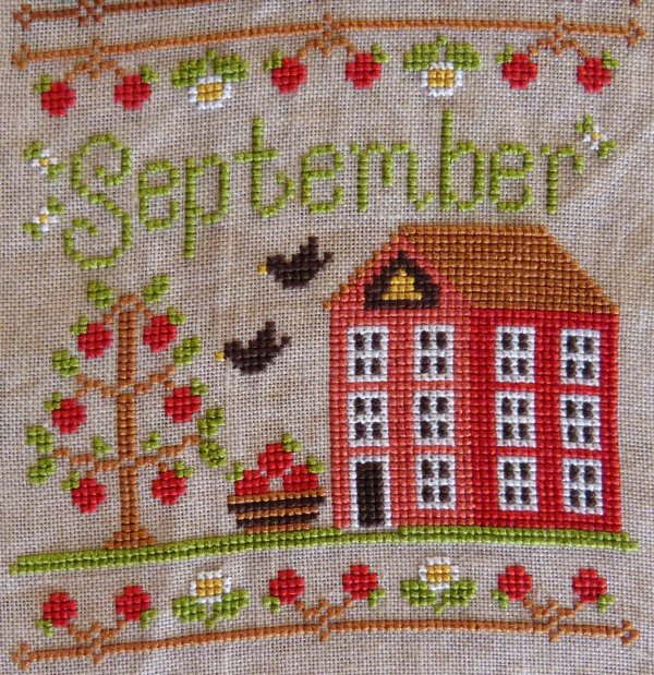 SAL CCN - Cottage of Month (Septembre)