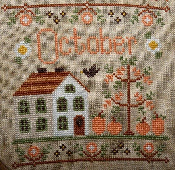SAL CCN - Cottage of Month (Octobre)