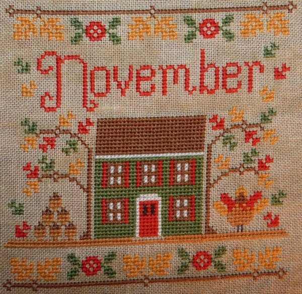 SAL CCN - Cottage of Month (Novembre)