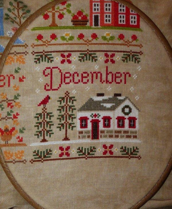 SAL CCN - Cottage of Month (Décembre)