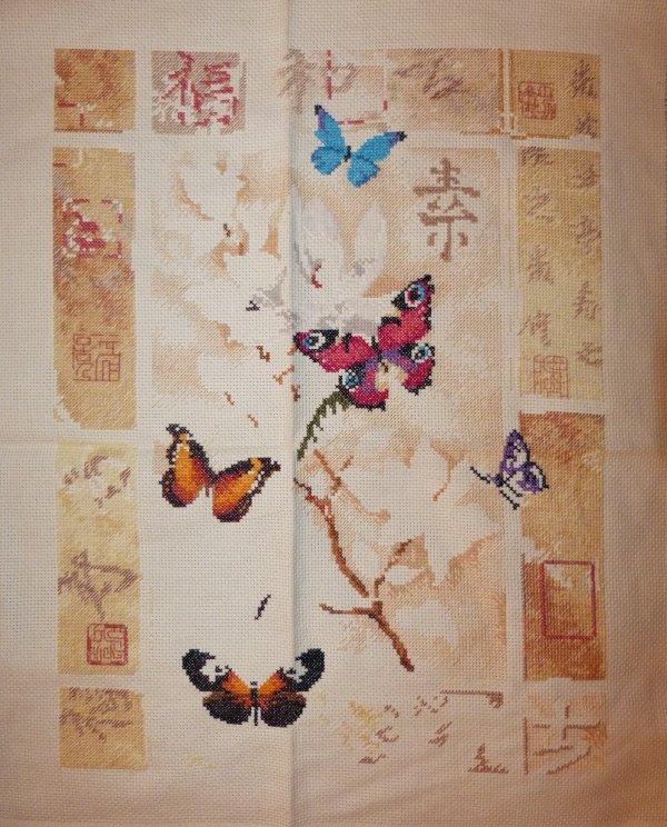 Les Papillons (5)