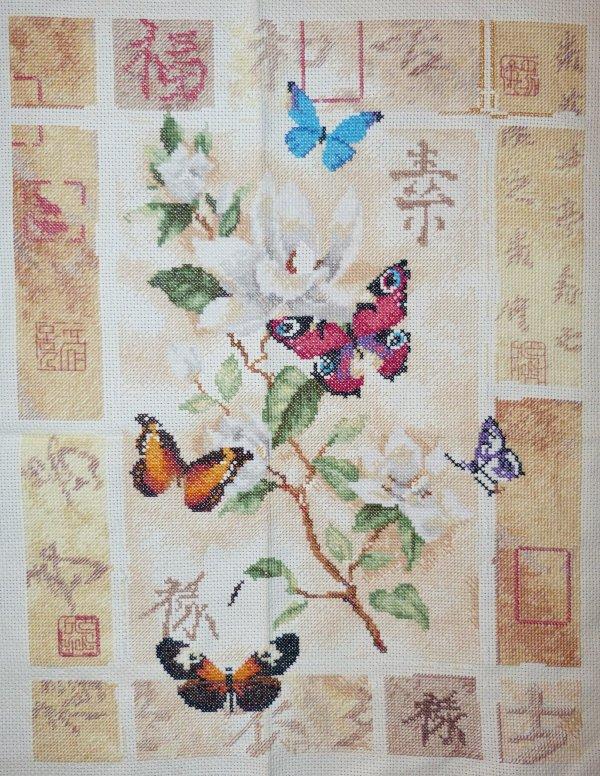Les Papillons (6)