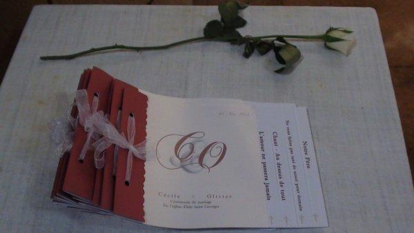 Mon Mariage - 10 mai 2014