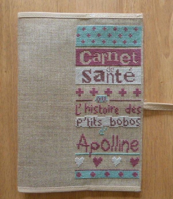 Lili Points - Carnet de Santé-Ptits Bobos