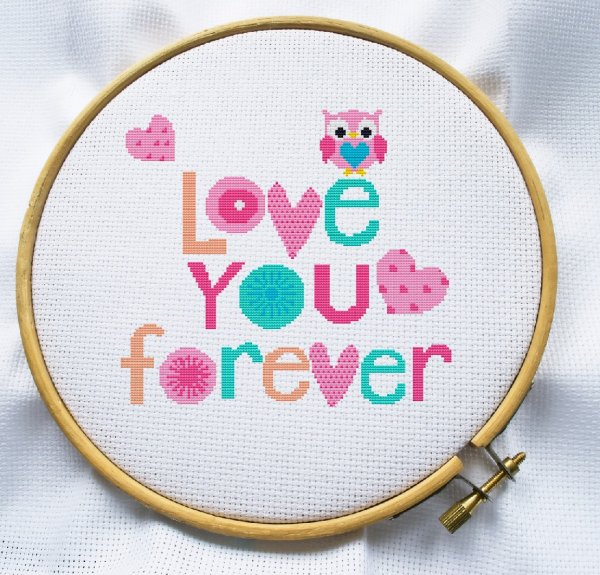 Love You Forever (1)