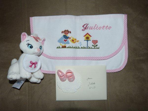 Cadeaux pour Juliette