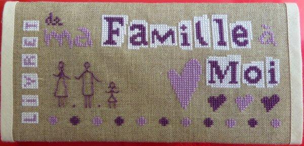 Carnet de Santé et Livret de Famille
