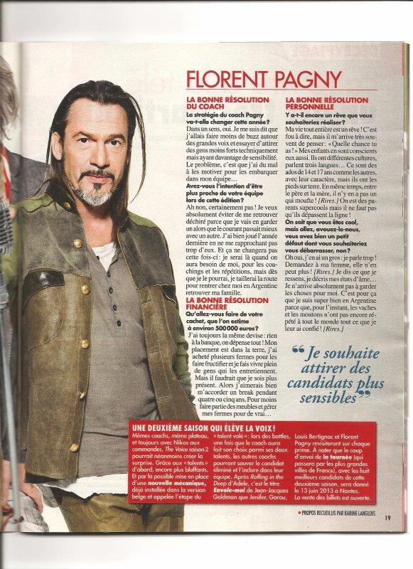 Article the voice 2 dans tv grande chaine