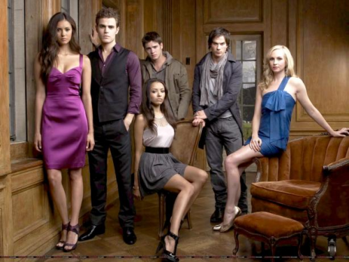 6 saisons pour Vampire diaries?