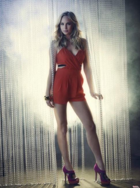 photoshoot promotionnelle de Candice Accola