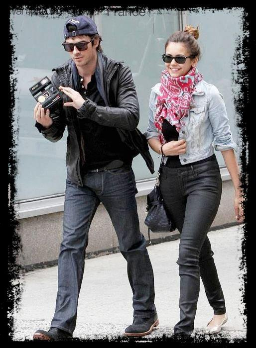 Nina et Ian à New York