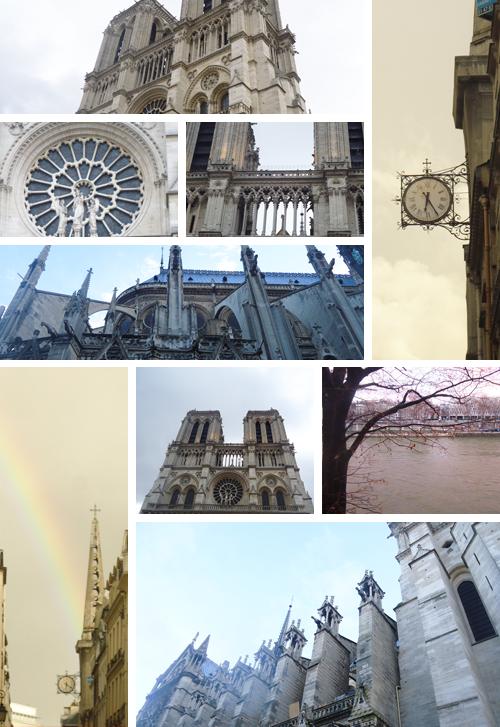 Paris, l'Ile de la Cité - 17/03/2013