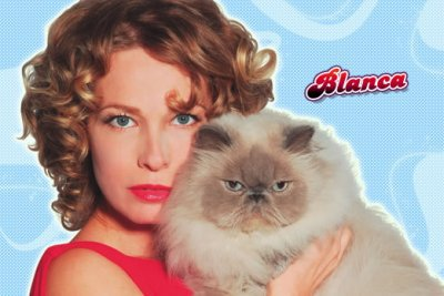 blanche,cat