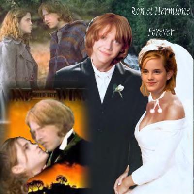 jenny harry,ron hermione