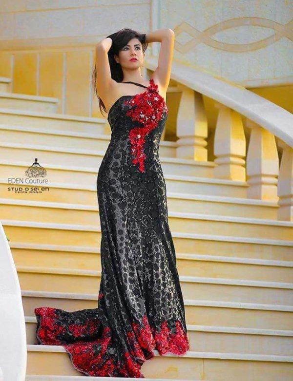 Trop belle la robe de soirée