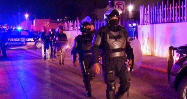 52 killed in northeastern Mexico prison riot